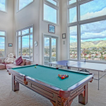 2-story Billiards/Game Room
