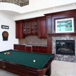 2-story Billiards/Game Room