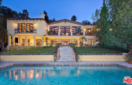 $14.3 Million Tuscan Inspired Mansion In Beverly Hills, CA