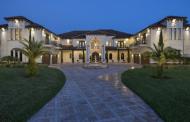 11,000 Square Foot Mediterranean Mansion In Winter Garden, FL