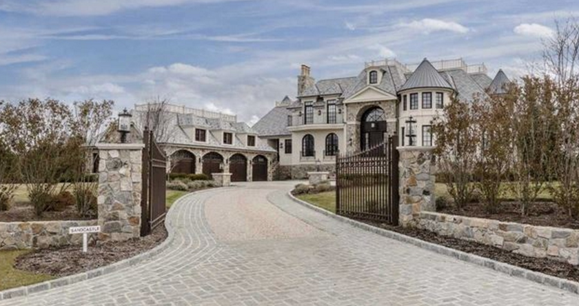$24 Million Newly Built Oceanfront Mansion In Quogue, NY