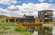 $33 Million Contemporary Mansion In Edwards, CO