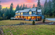 $2.2 Million Newly Built Home In Woodinville, WA