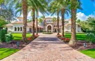 $5.3 Million Mediterranean Mansion In Palm Beach Gardens, FL