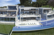 $100 Million 25,000 Square Foot To-Be-Built Modern Mega Mansion In Los Angeles, CA