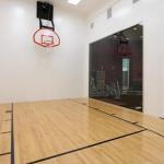 Indoor Basketball/Racquetball Court