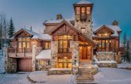 $4.5 Million Log & Stone Home In Telluride, CO