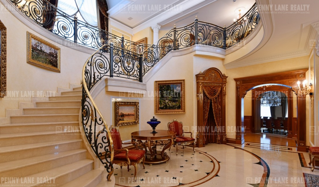 Mansion Foyer Email : Square foot mega mansion in russia homes of the