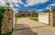 $10.95 Million Shingle Mansion In Water Mill, NY