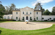 Waverton – A Newly Built Mansion In Surrey, England