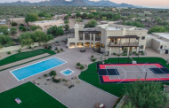 $2.4 Million Contemporary Home In Scottsdale, AZ