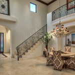 Staircase & Dining Room