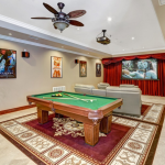 Billiards Room / Home Theater