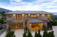$6.1 Million Newly Built Contemporary Home In West Vancouver, Canada