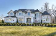 $3.6 Million Newly Built Brick & Stucco Mansion In Livingston, NJ