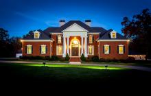 $2.4 Million Brick Mansion On 141 Acres In Clarkrange, TN