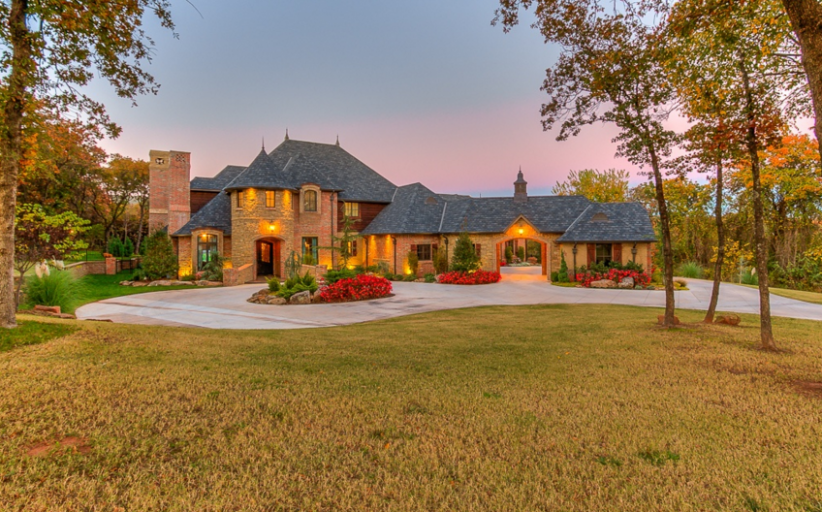 Newly Built Brick Home In Edmond, OK For Just $1.5 Million