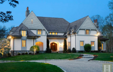 $2.995 Million English Country Home In New Canaan, CT