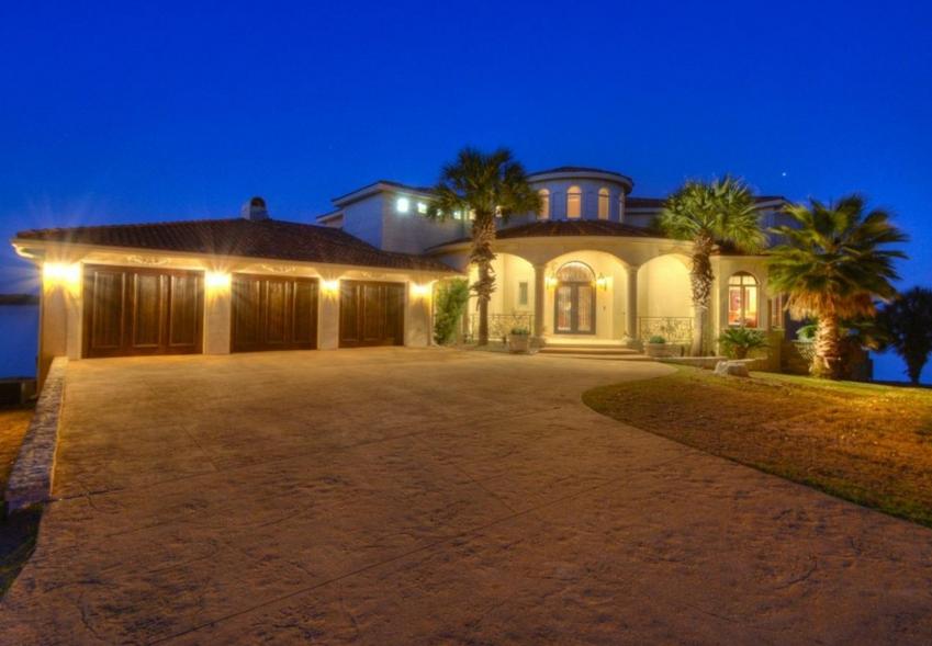 $6.499 Million Lakefront Home In Horseshoe Bay, TX