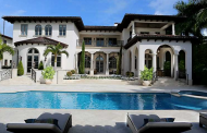 $22.95 Million Newly Built Waterfront Mansion In Miami Beach, FL