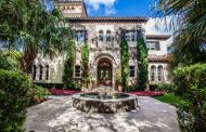 $8.9 Million Mediterranean Mansion In Jupiter, FL