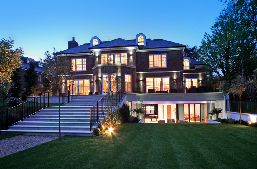 Belvedere A Luxury Home Builder In England Homes Of