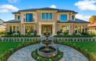 $5.689 Million Newly Built Mansion In Arcadia, CA