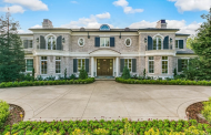$10 Million Newly Built Brick Colonial Mansion In Arcadia, CA