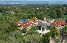 A Tech Entrepreneur's $88 Million Mansion In Los Altos Hills, CA