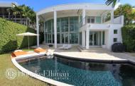 $7.85 Million Contemporary Waterfront Home In Miami Beach, FL