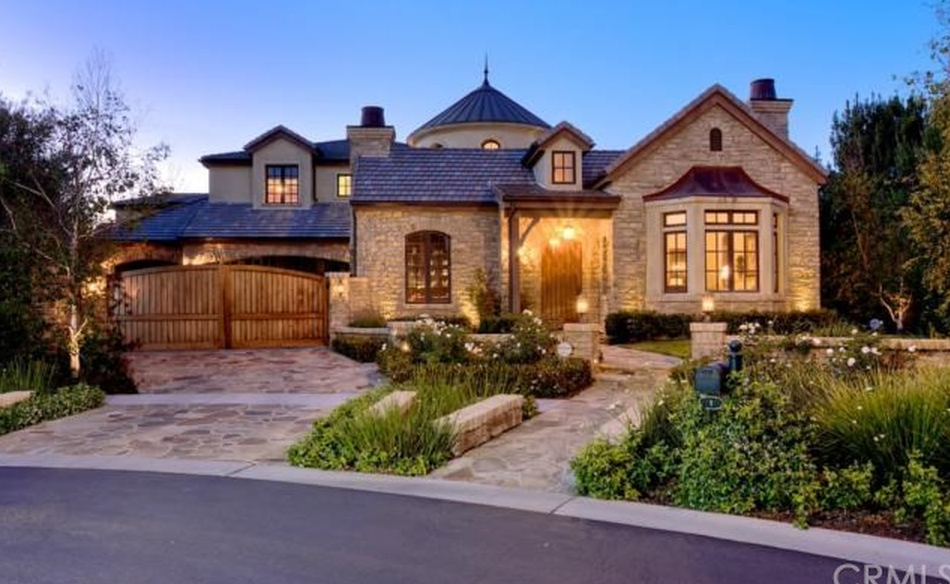 3 95 Million Stone Amp Stucco Home In Ladera Ranch Ca