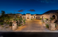 $3.595 Million Mediterranean Home In Scottsdale, AZ