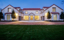 $4.1 Million Newly Built Mansion In Dallas, TX