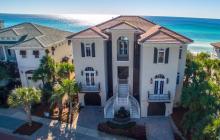 $5.95 Million Beachfront Home In Santa Rosa Beach, FL