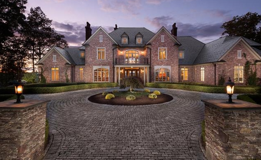 2 9 Million Brick Mansion In Avon Ct Homes Of The Rich