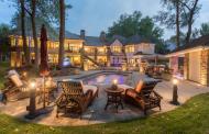 11,000 Square Foot Brick & Stone Mansion In Dakota Dunes, SD