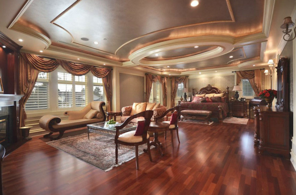12 Luxurious Master Bedrooms Homes Of The Rich