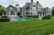 $14.9 Million Waterfront Shingle Mansion In Port Washington, NY