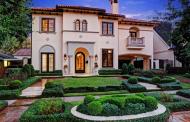 $2.895 Million Mediterranean Home In Houston, TX