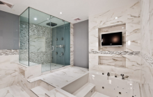 12 Modern Bathrooms