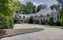 $5 Million Stone Home In Atlanta, GA