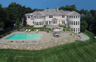 $4.989 Million Shingle Mansion In Weston, MA