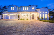 $4.495 Million Newly Built Home In Encino, CA