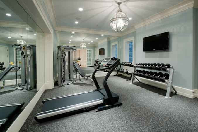 Home Gym Design: A Look At 12 Luxury Home Gyms