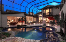 $2.85 Million Mediterranean Country Club Home In Naples, FL