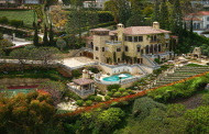 Stunning Italian Inspired Mansion In Palos Verdes Estates, CA Re-Listed