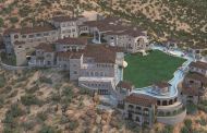 100,000 Square Foot Unfinished Scottsdale, AZ Mega Mansion Sells For $5 Million