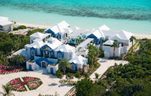 Mandalay - A $12.5 Million Beachfront Mansion In The Turks And Caicos