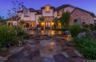 $3.5 Million Stone & Stucco Home In Valencia, CA