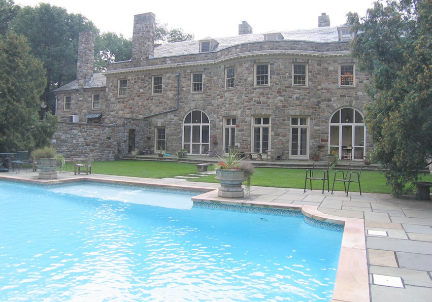 Landmore An Historic Stone Mansion In West Orange Nj Homes Of The Rich